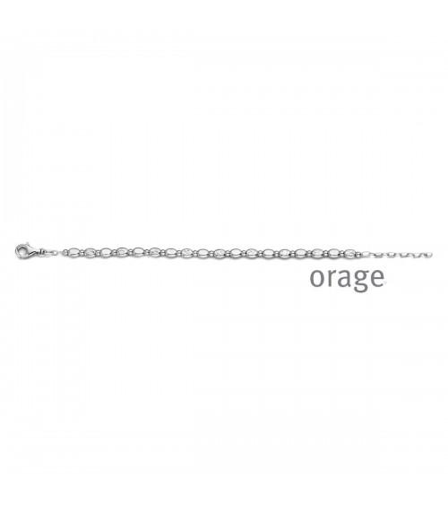 Bracelet Orage argent pour femmes - Bijouterie Cécile