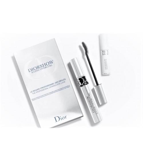 Maquillage - Dior - Coffret - Mascara Diorshow Iconic Overcurl 090 + Maximizer