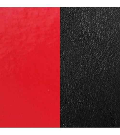 Cuir - Les Georgettes - Cuir Rouge Vernis/Noir