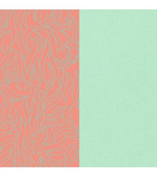 Cuir - Les Georgettes - Cuir Motif Flore/Nimbus