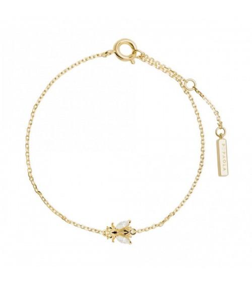 Bracelet plaqué or - PD Paola - Collection ZAZA
