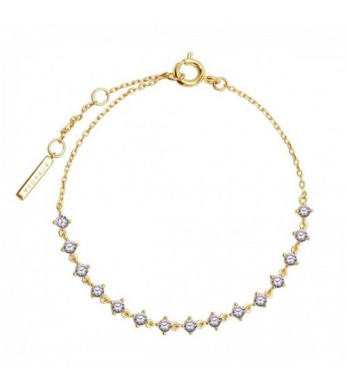 Bracelet plaqué or - PD Paola - Collection CAVALIER