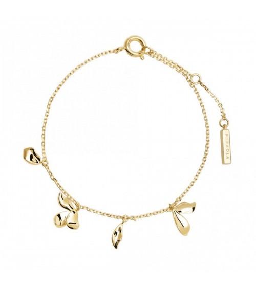 Bracelet plaqué or - PD Paola - Collection BLOSSOM