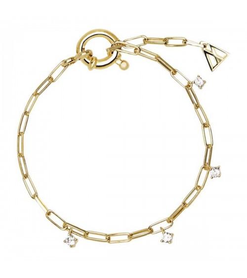 Bracelet plaqué or - PD Paola - Collection DAZE