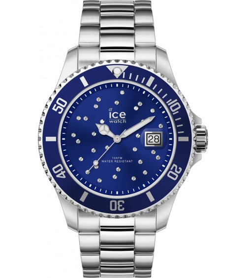 Montre ICE Steel - Ice Watch - Bleu