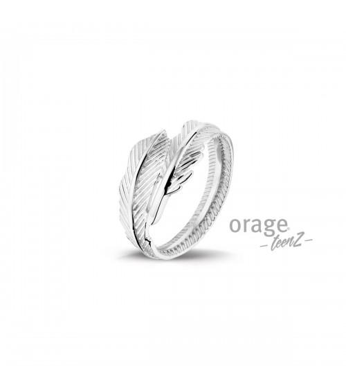 Bague Argent - Orage - Collection TeenZ