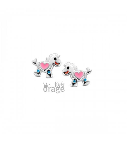 Boucles d'oreilles Orage - Collection Kids