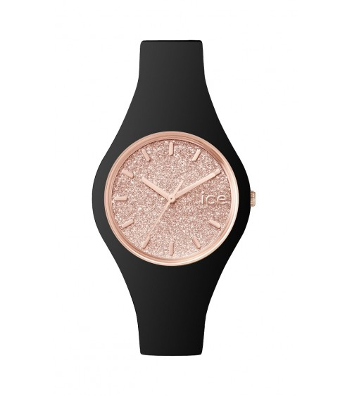 Montre ICE Glitter - Ice Watch - Rose-or