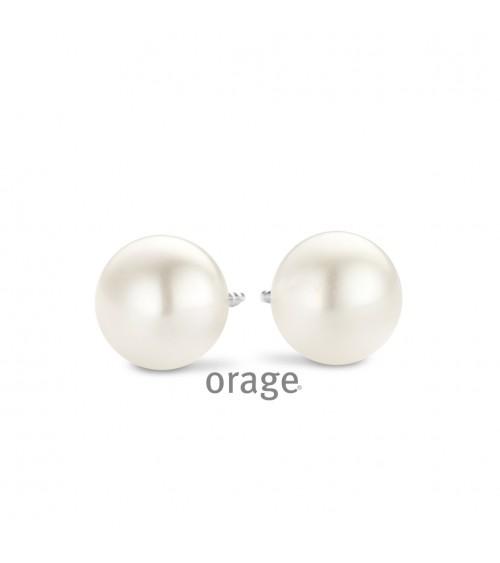 Boucles d'oreilles Argent - Orage