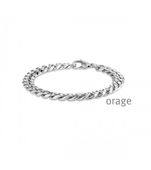 Bracelet Acier - Orage - Collection homme