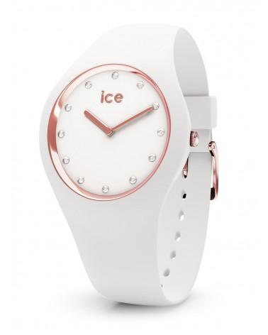 Montre ICE Cosmos - Ice Watch - White Rose Gold S