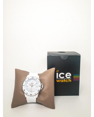 Montre ICE Crystal - Ice Watch - Blanche