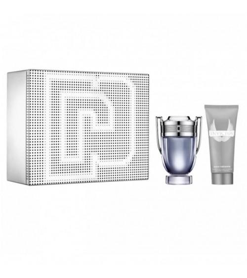 Parfum homme - Paco Rabanne - Coffret Invictus - Eau de toilette