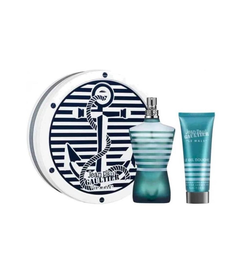 Parfum homme - Jean-Paul Gaultier - Coffret Le Mâle - Eau de toilette