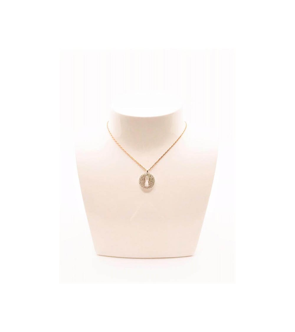 Collier Métal Rosé - Swarovski - Collection