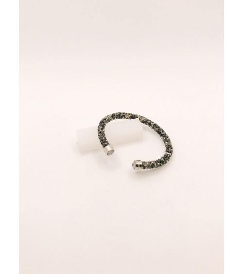 Bracelet Jonc - Swarovski - Collection Crystal Dust