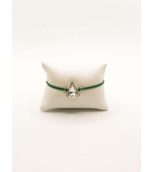 Bracelet Tissu - Swarovski - Collection Power Collection