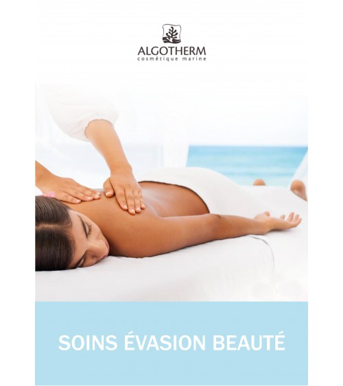 Soin Corps Rituel relaxant - Algotherm - Inspiration Polynésienne