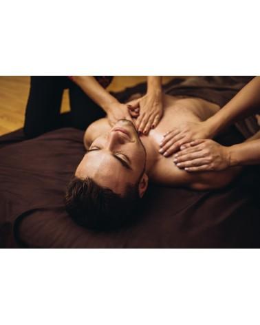 Massage à 4 mains - Institu de beauté cécile à Florenville