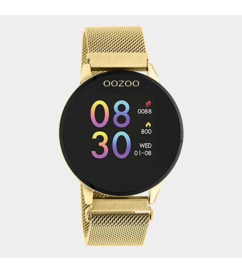 Montre OOZOO - Smartwatch - Gold