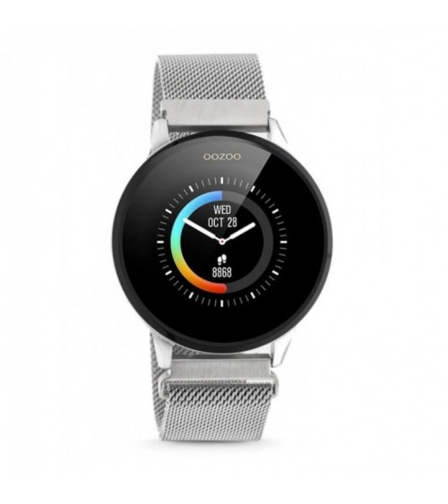Montre OOZOO - Smartwatch - Silver