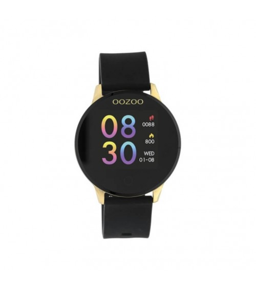 Montre OOZOO - Smartwatch - Black/Gold