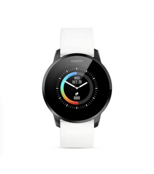 Montre OOZOO - Smartwatch - White/Black