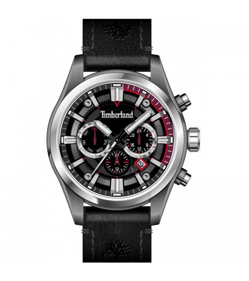 Montre Timberland - Acier - Multifonctions - Collection hommes
