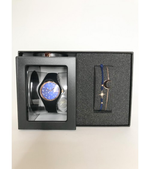 Montre ICE cosmos - Ice Watch - Star Deep Blue S - Gift Box