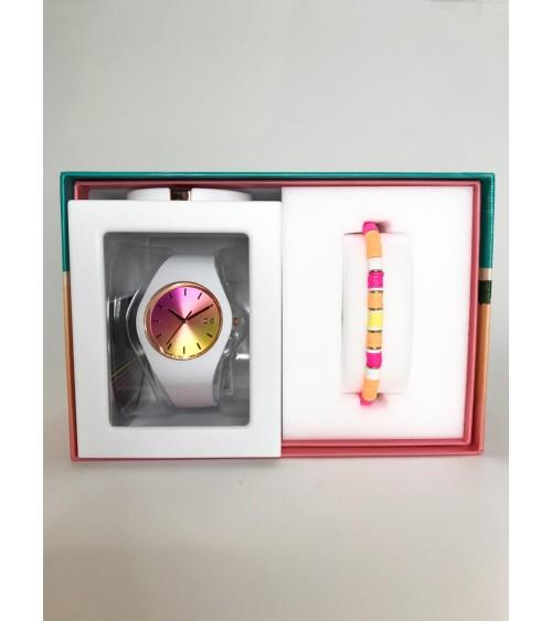 Montre ICE sunset - Ice Watch - California M - Gift Box