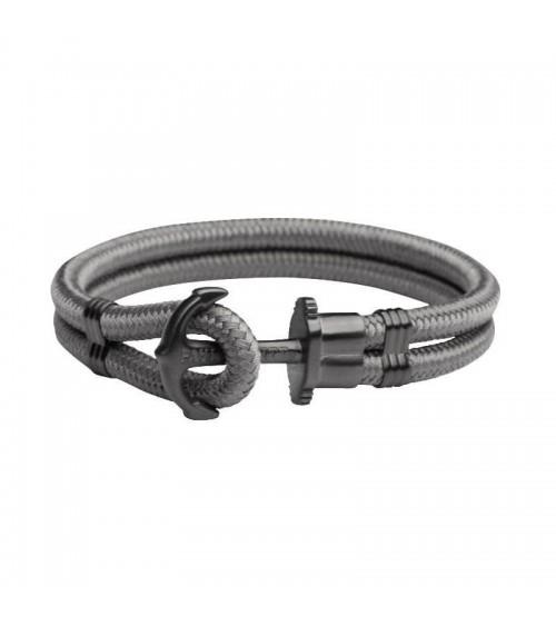 Bracelet Paul Hewitt - Acier/Nylon- Collection Homme - L