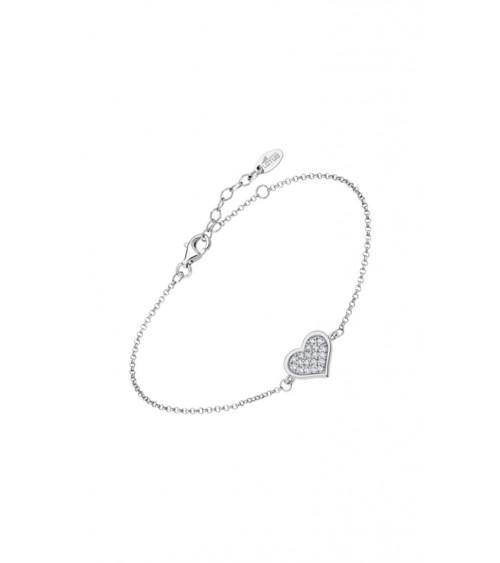 Bracelet Lotus - Collection argent