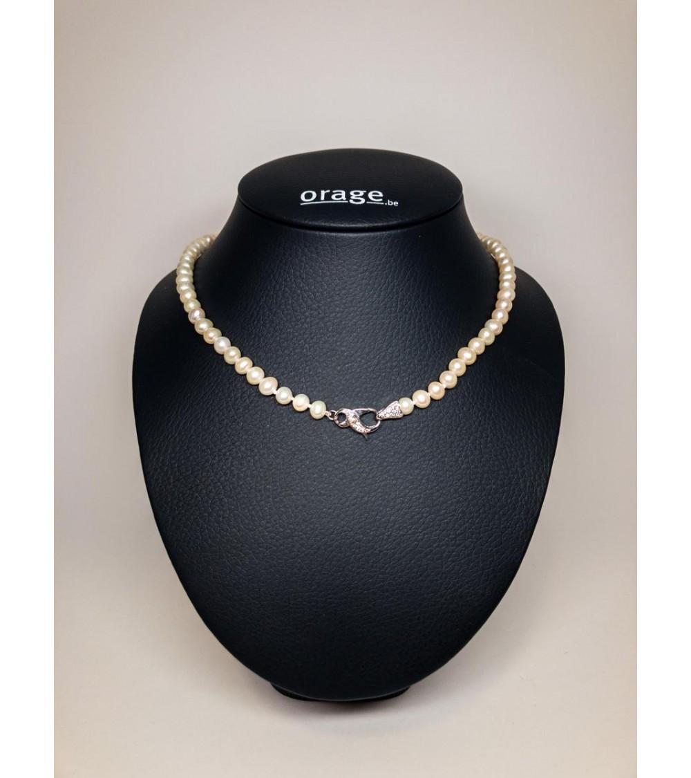 Collier Orage perles pour femmes - Bijouterie Cécile