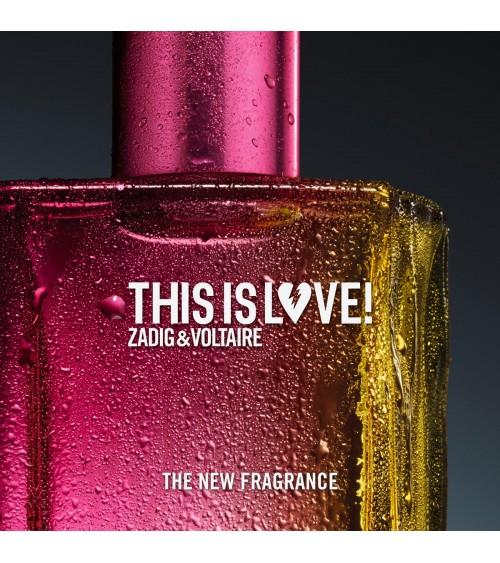 Parfum femme - Zadig et Voltaire - Eau de parfum - This is Love!