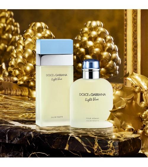 Parfum femme - Dolce&Gabbana - Light Blue - Eau de toilette