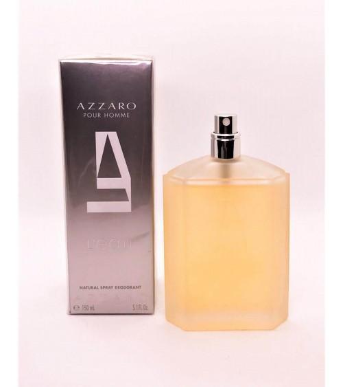 Parfum homme - Azzaro - L'eau - Déo spray