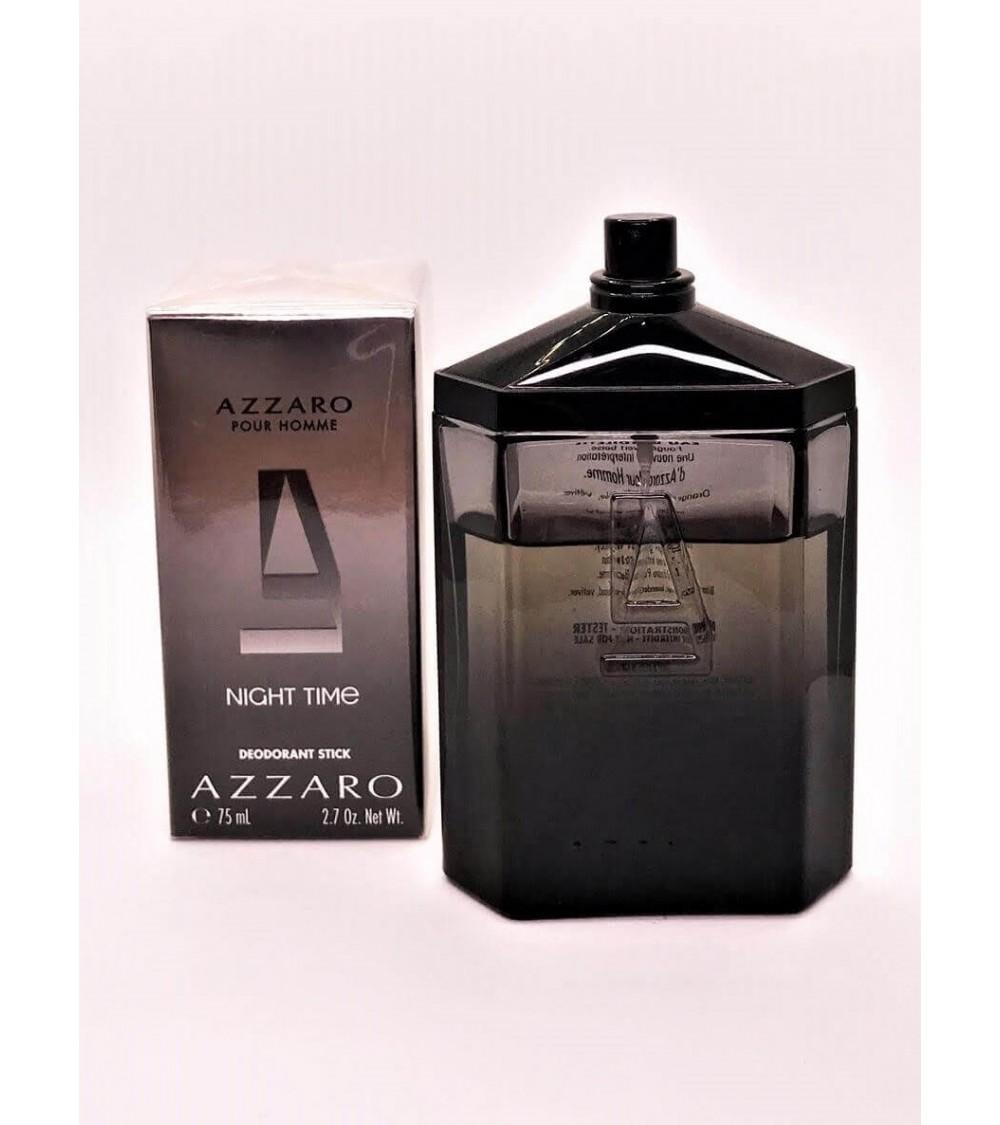 Parfum homme - Azzaro - Night Time - Déo stick