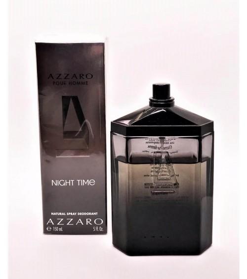 Parfum homme - Azzaro - Night Time - Déo spray